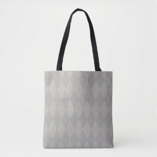 HAMbyWG - Tote Bag - Argyle in Any Color
