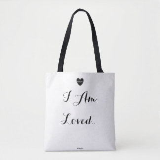 HAMbyWG - Tote Bag - I Am Loved