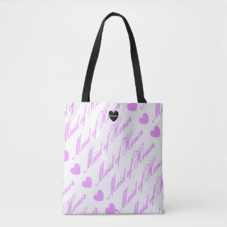 HAMbyWG - Tote Bag - Maid of Honor