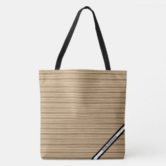 HAMbyWG - Tote Bags -  Natural Look Tan