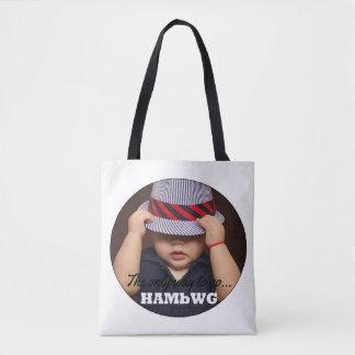 HAMbyWG - Tote - HAMbWG Bambino!