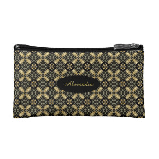 HAMbyWG - Travel Bag - Gold & Black