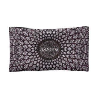 HAMbyWG - Travel Bags - Navy/Cherry Bohemian
