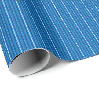 HAMbyWG - Wrapping Paper - Blue Topaz