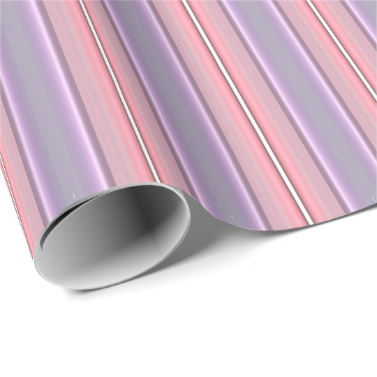 HAMbyWG - Wrapping Paper - Light Pink & Purple