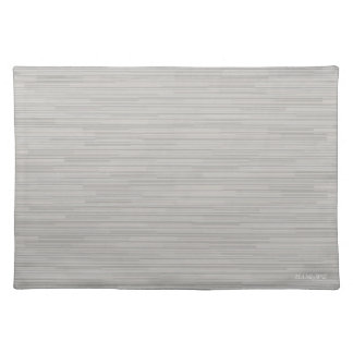 HAMbyWhiteGlove - Cloth Placemat - Any Color
