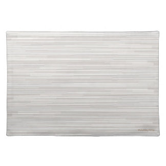 HAMbyWhiteGlove - Cloth Placemat - Stone Gradient