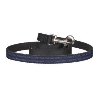 HAMbyWhiteGlove - Dog Leash - Gypsy Blue