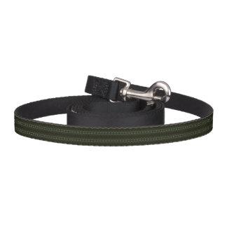 HAMbyWhiteGlove - Dog Leash - Gypsy Green