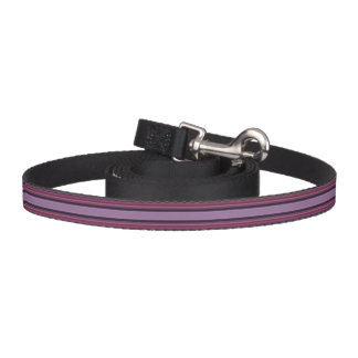HAMbyWhiteGlove - Dog Leash - Purple/Raspberry