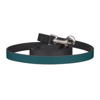 HAMbyWhiteGlove - Dog Leash - Teal/Teal