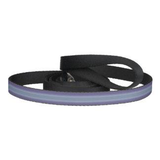 HAMbyWhiteGlove - Leash - Lilac Stripe