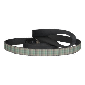 HAMbyWhiteGlove - Leash - Tan/Black/Sage