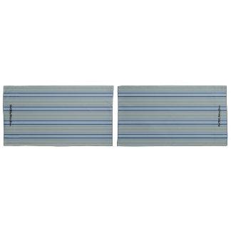 HAMbyWhiteGlove - Pillow Cases - Tan Gradient Pillowcase