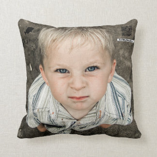 HAMbyWhiteGlove Pillow - Gotta Love This Kid