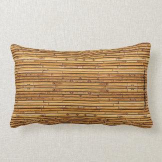 HAMbyWhiteGlove - Pillow - Painted Bamboo Image