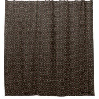 HAMbyWhiteGlove Shower Curtain - Victorian