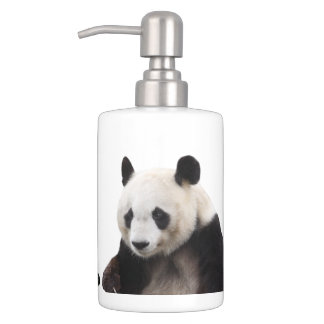 hamigakisetsuto of giant panda, No.01 Soap Dispenser