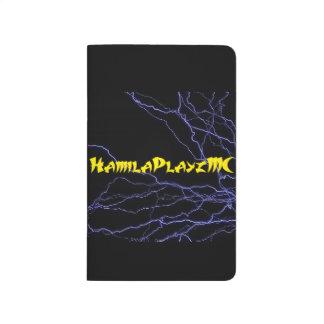 HamilaPlayzMC Pocket Journal