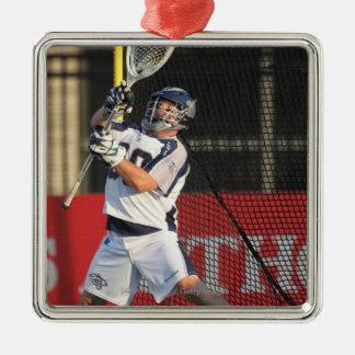HAMILTON,CANADA - JULY 16:  Brian Phipps #30 2 Silver-Colored Square Ornament