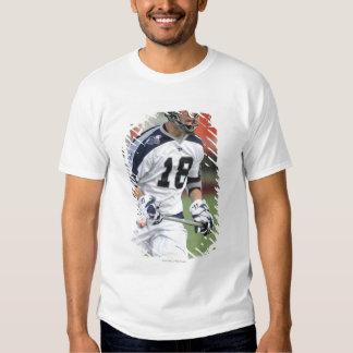 HAMILTON, CANADA - MAY 19:  Ben Hunt #18 3 Tshirt