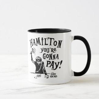 HAMILTON Coffee Mug