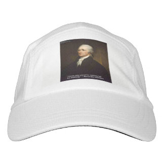 "Hamilton ""Fall For Anything"" Quote Performance Hat"