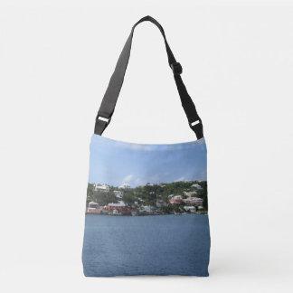 Hamilton Harbor View Crossbody Bag