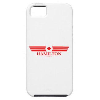 HAMILTON iPhone 5 CASE