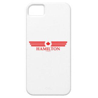 HAMILTON iPhone 5 COVER