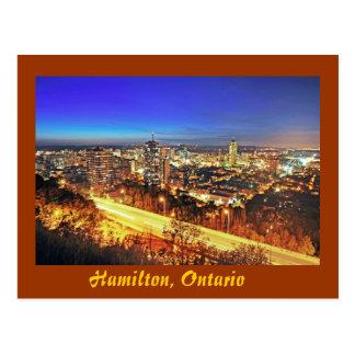 Hamilton, Ontario, Canada Carte Postale