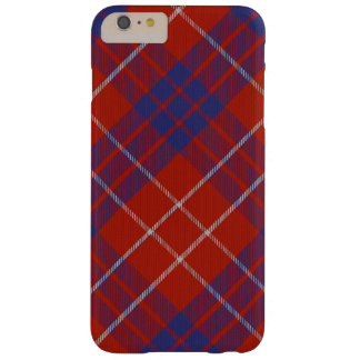 Hamilton Tartan iPhone 6/6S Plus Case