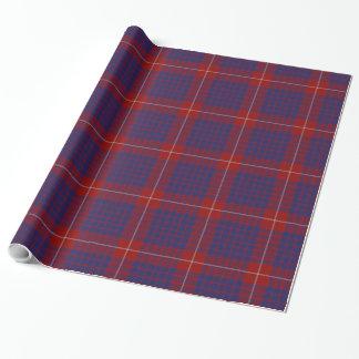 Hamilton Tartan Plaid Wrapping Paper