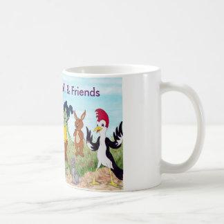 Hamilton Troll & Friends Mug