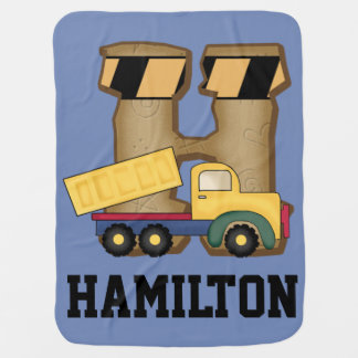 Hamilton's Personalized Gifts Baby Blanket
