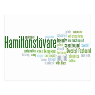 Hamiltonstovare Postcard