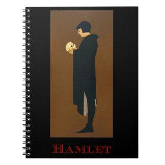 Hamlet 1894 note books