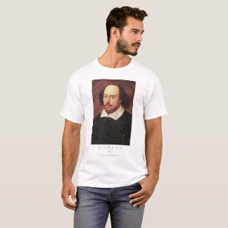 Hamlet: William Shakespeare T-Shirt