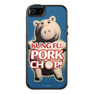 Hamm: Kung Fu. Pork Chop OtterBox iPhone 5/5s/SE Case