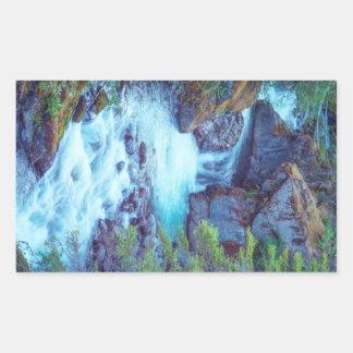 Hamma Hamma Creek Sticker