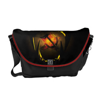 Hammer and sickle commuter bag