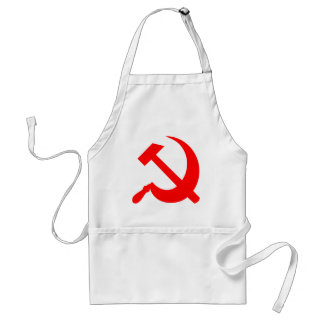 Hammer and Sickle Standard Apron