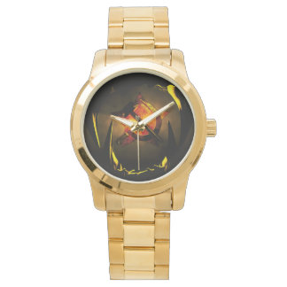 Hammer and sickle watch