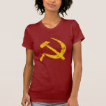 Hammer and Sickle (worn look) T-shirt