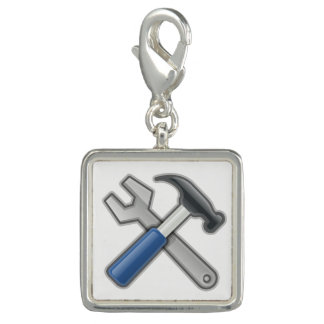 Hammer and Wrench Charms