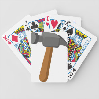 Hammer Bicycle Playing Cards