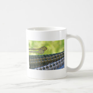Hammer Dulcimer Coffee Mug