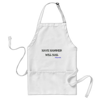 Hammer & Nail Standard Apron