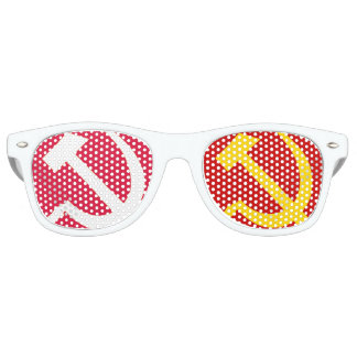 Hammer & Sickle Party Sunglasses