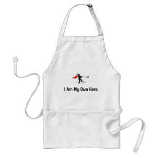 Hammer Throw Hero Standard Apron